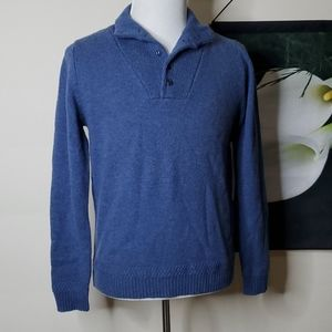 NWT Wallin & Bros. Collared Sweater